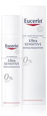 Reinigungslotion für extrem empfindliche Haut