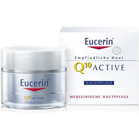 Eucerin Q10 ACTIVE Nachtpflege