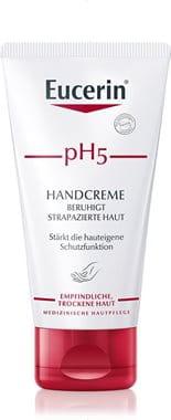 Handpflege für empfindliche, trockene Haut.