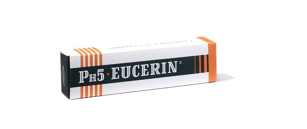 Alte Eucerin Produkte