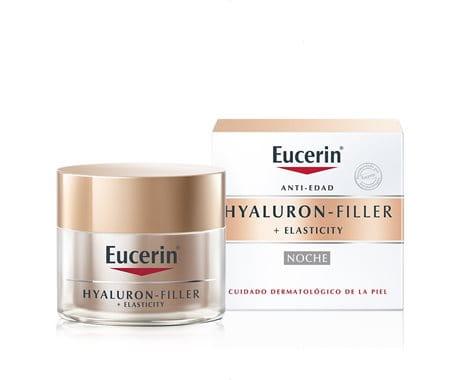 Crema de noche antiedad para piel madura