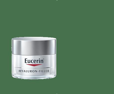 Eucerin Hyaluron-Filler Crema de Día para piel seca