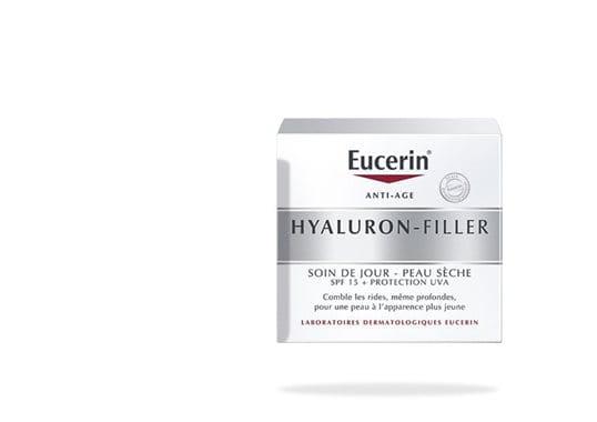 EUCERIN HYALURON-FILLER Soin de Jour Peau Sèche