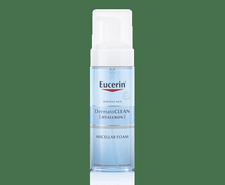 Foam cleanser from Eucerin