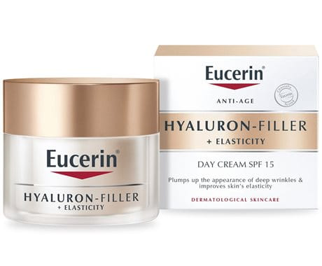 Anti-aging day cream for mature skin