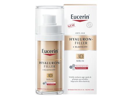 Eucerin Hyaluron Filler Elasticity 3D Serum Kombi