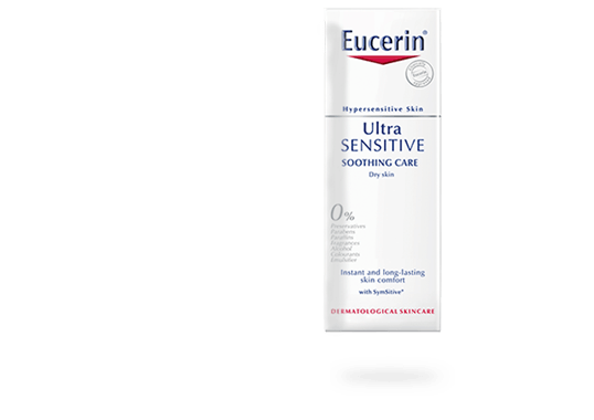 Eucerin UltraSensitive Soothing Care (Dry Skin)