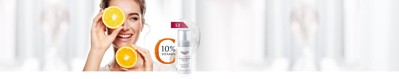 Ragyogó bőr az Eucerin C-vitaminos arcápoló szérummal