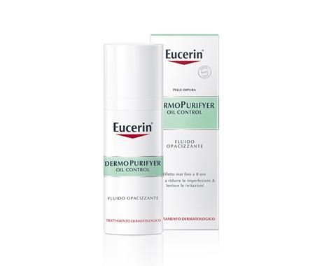 Eucerin DermoPurifyer Oil Control Fluido Opacizzante