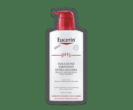 Crema idratante corpo per pelle sensibile