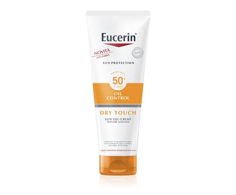 Eucerin Sun Gel-Cream Dry Touch Sensitive Protect SPF 50+