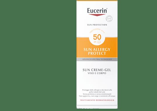 Eucerin Allergy Protection Sun Creme-Gel FP 50