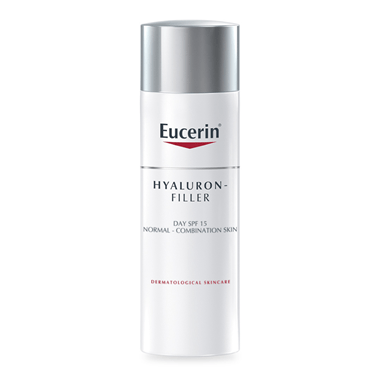 الكريم النهاري لملء التجاعيد Eucerin Hyaluron-Filler Day Cream