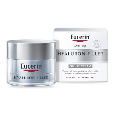 الكريم الليلي Eucerin Hyaluron-Filler Night Cream