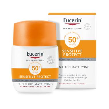 Eucerin Sun Fluid for normal to oily skin