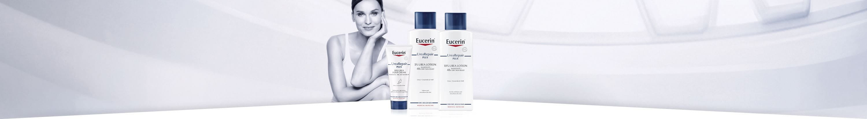 Dry skin products: Eucerin UreaRepair