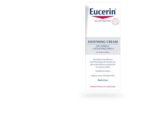 Eucerin Soothing Care Soothing Cream