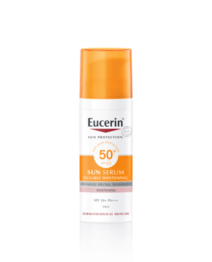 Eucerin Sun Serum Double Whitening