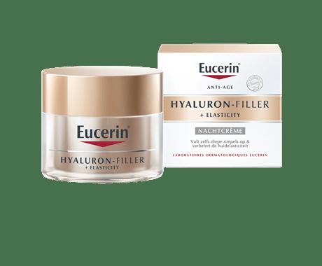 Nachtcrème voor stevigere huid