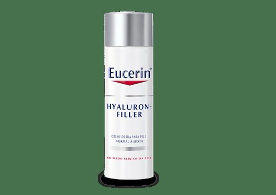 Eucerin Hyaluron-Filler Dia Pele Normal a Mista