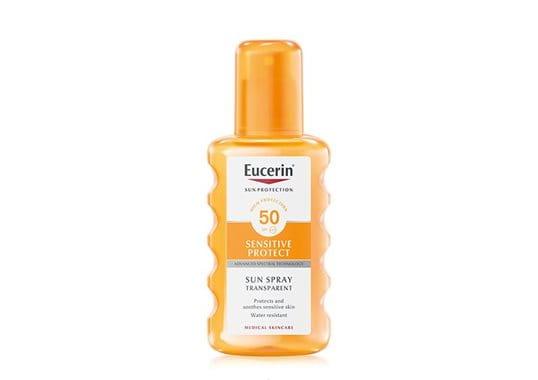 Eucerin Spray Transparente FPS 50