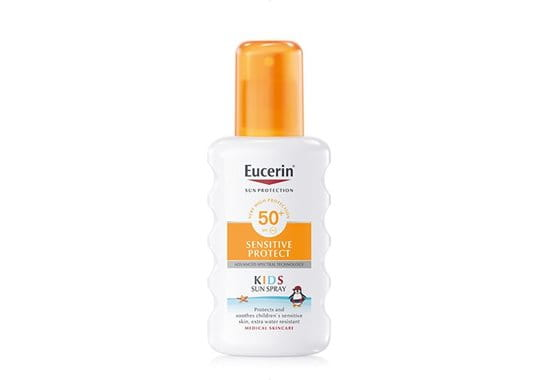 Eucerin Spray Solar Crianças FPS 50+