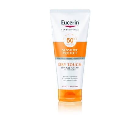 Eucerin Sun Gel-Creme Sensitive Protect Toque Seco SPF 50+