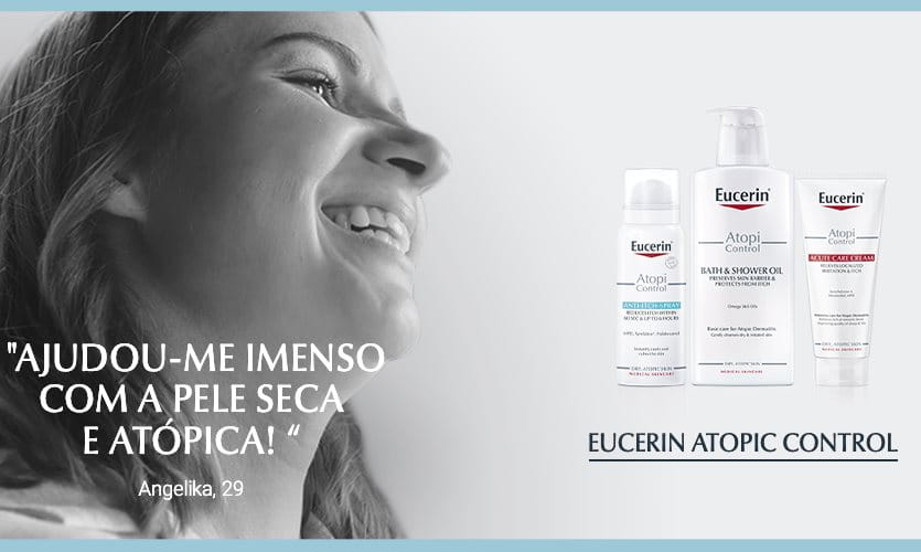 gama Atopic Control Eucerin