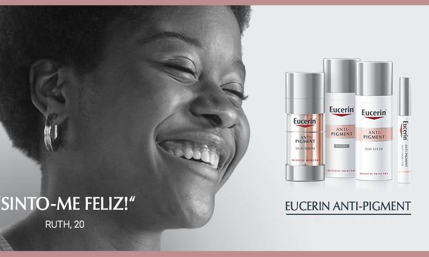 gama anti-pigment Eucerin
