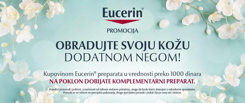Eucerin promocije
