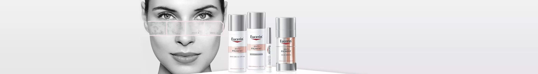 Eucerins anti-pigments produkter reducerar mörka pigmentsfläckar