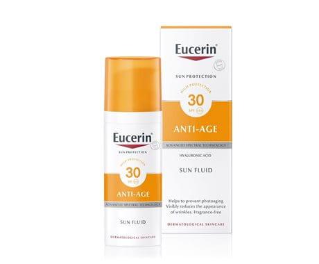 Eucerin Sun Fluid Anti-Age SPF 30