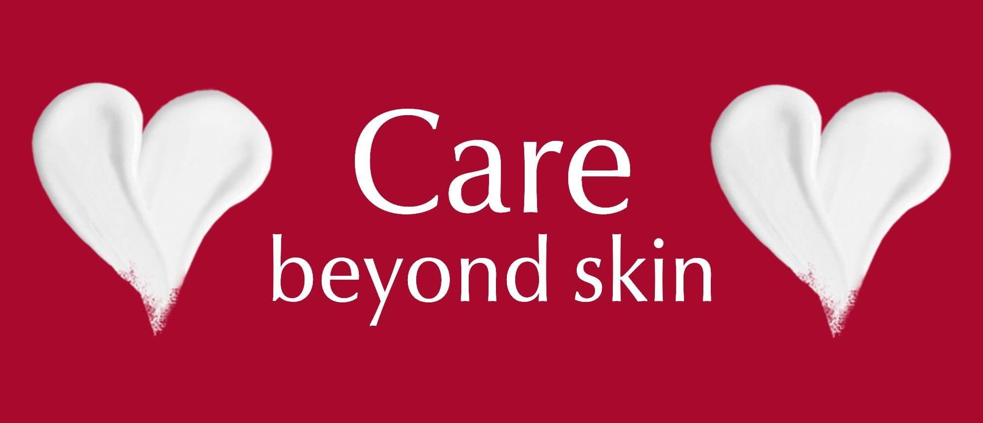 Care beyond skin