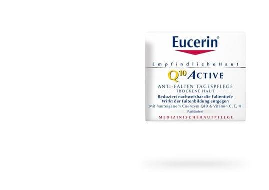 Eucerin Q10 ACTIVE dnevna krema za suho kožo